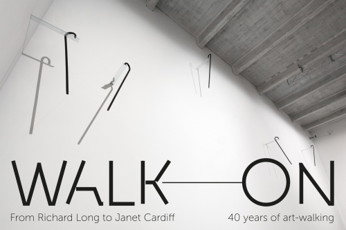 walk on from richard long to janet cardiff