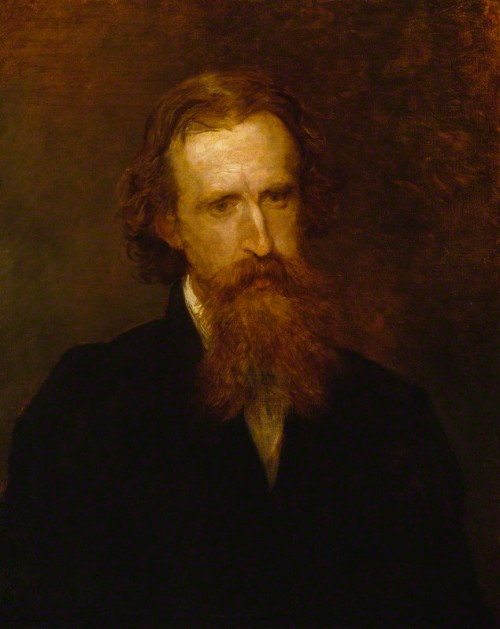 NPG L238; Sir Leslie Stephen by George Frederic Watts